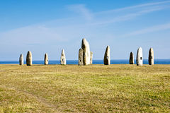 Celtic monuments Stock Photos