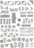 Celtic motifs royalty free stock image