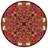 Celtic motifs Royalty Free Stock Photography