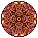 Celtic motifs Royalty Free Stock Photography