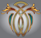 CELTIC MOTIFS royalty free illustration