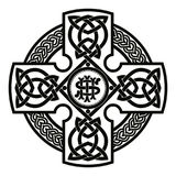 Celtic national cross. Stock Photography