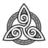 Celtic national ornament. Stock Image