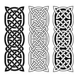 Celtic national ornaments. Royalty Free Stock Photos