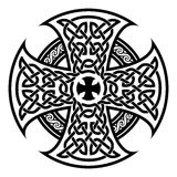 Celtic national ornaments. Stock Image