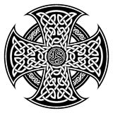 Celtic national ornaments. Stock Photo