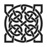 Celtic national ornaments. Stock Images