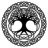 celtic nationella prydnadar Fotografering för Bildbyråer