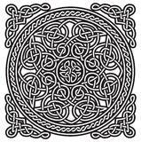Celtic ornament (gordian knot) Stock Photography