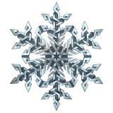 Celtic ornament - snowflake Stock Images
