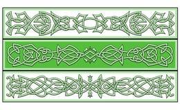 Celtic ornaments Royalty Free Stock Photos