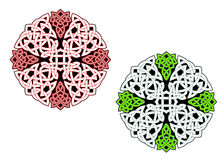 Celtic ornaments Royalty Free Stock Photo