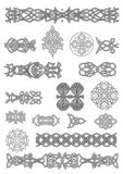 Celtic ornaments and patterns Royalty Free Stock Image