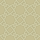 Celtic pattern Royalty Free Stock Photography