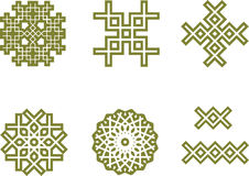 Celtic pattern Royalty Free Stock Photos