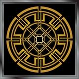 celtic prydnad Arkivbilder