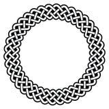 Celtic Round Frame, Border Pattern - Vector Stock Photos