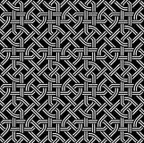 Celtic seamless pattern Royalty Free Stock Photography