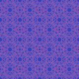 Celtic seamless pattern in Medieval style. Plexus background  Stock Photo