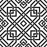 Celtic seamless pattern Royalty Free Stock Images