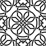Celtic seamless pattern Royalty Free Stock Photos