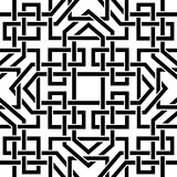 Celtic seamless pattern Stock Photos