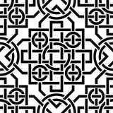 Celtic seamless pattern Royalty Free Stock Image