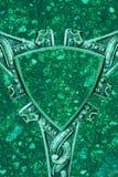 celtic sköld royaltyfri fotografi