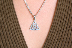 celtic smycken Royaltyfri Fotografi
