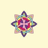 celtic stjärna Royaltyfria Foton