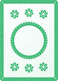 Celtic Style Ornament Royalty Free Stock Photography