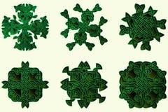 Celtic Style Ornaments Stock Photos