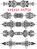Celtic style Stock Photography