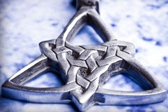 Celtic symbol stock image