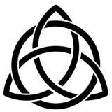 Celtic symbol on white. Vector illustration of a celtic smybol on a white background Royalty Free Stock Photo