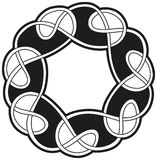 Celtic traditional vector element Royalty Free Stock Images