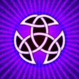 Celtic Trinity Knot Stock Image