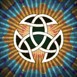 Celtic Trinity Knot Royalty Free Stock Image