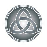 Celtic trinityfnurra Arkivfoto