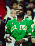 Celtics de Roberto Parrish Boston Fotos de archivo