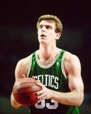 Celtics del Joe Kleine Boston Fotografie Stock Libere da Diritti