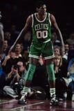 Celtics del Robert Parrish Boston Fotografia Stock