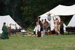 Celtycki festiwal 2017 Ome Włochy - BS - Zdjęcia Stock