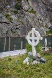 Celtycki krzyż Zdjęcie Stock