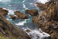 Celtycki morze Obrazy Royalty Free