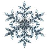 Celtycki ornament - płatek śniegu Obrazy Stock