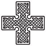 Celtycki poganina krzyż ilustracja wektor
