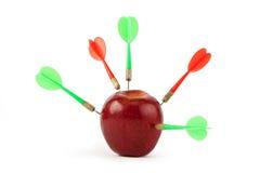 Celu jabłko Zdjęcie Stock