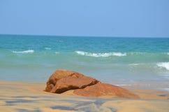 Celui avec les roches et les mers Photo libre de droits