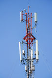 Celularbasisstation Royalty-vrije Stock Foto's